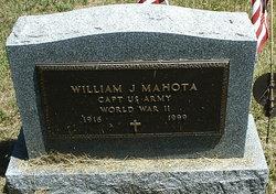 William J Mahota