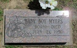 Baby Boy Myers