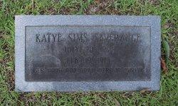 Katye Harrell <I>Sims</I> Saverance