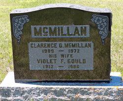 Violet F <I>Gould</I> McMillan