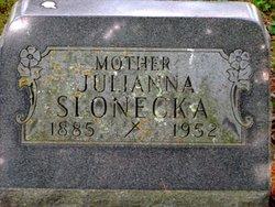 Juliana Slonecka