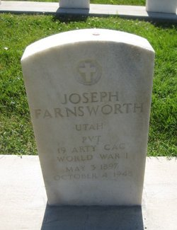 Joseph Farnsworth