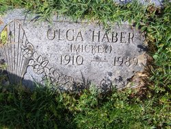 "Olga ""Mickey"" Haber"