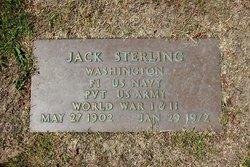 Jack Sterling