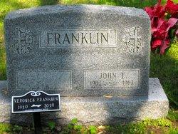 Veronica <I>Paulukites</I> Franklin