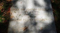 Billie Sue <I>Johnson</I> Woodbery