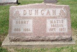 Matie <I>Breson</I> Duncan