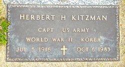 Herbert H. Kitzman