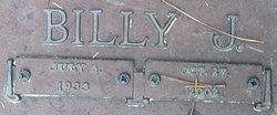 Billy J Wright