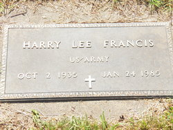 Harry Lee Francis