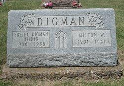 Milton W. Digman