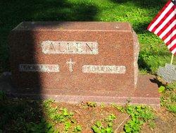 Grace M <I>Moquin</I> Allen