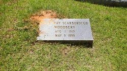 Susie May <I>Scarborough</I> Woodbery