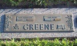 Eva Rose <I>Curtis</I> Greene