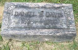 Daniel W Davis