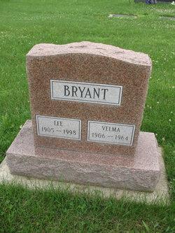 Velma <I>Newkirk</I> Bryant