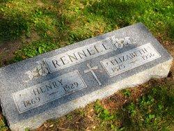 Elizabeth <I>Knichel</I> Rennell