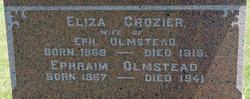 Eliza <I>Crozier</I> Olmstead