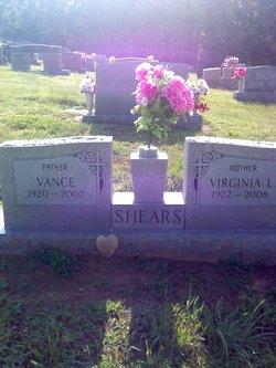 Virginia L Shears