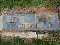Grace <I>Weathers</I> Caldwell