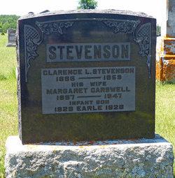 Margaret <I>Carswell</I> Stevenson