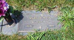 Mary Elizabeth <I>Barker</I> West
