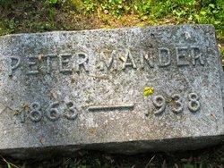 Peter Mander