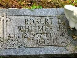 """Robert Earl """"Butch"""" Whitmer, Jr"""