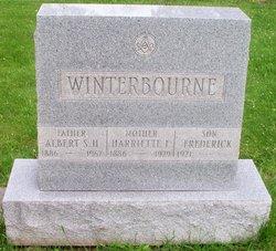 Harriette E Winterbourne