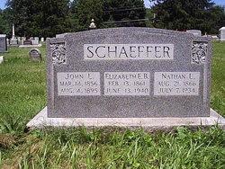 Nathan L Schaeffer