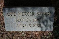 Amie Mercer Savage