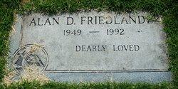 Alan D. Friedlande
