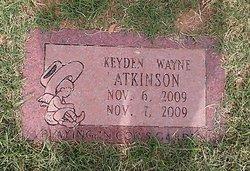 Keyden Wayne Atkinson