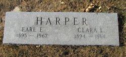 Earl E Harper