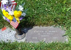 Evelyn A. James