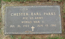 Chester Earl Parks