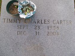 Timmy Charles Carter