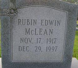 Rubin Edwin McLean