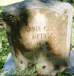 Marie Cabell Fitch
