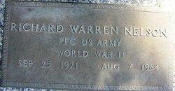 Richard Warren Nelson
