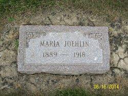 Maria Joehlin