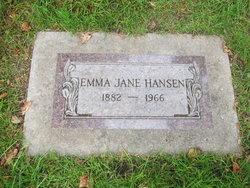 Emma Jane Hansen