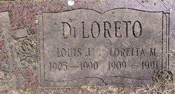 Louis J DiLoreto