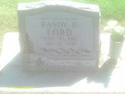 Randy D Ford