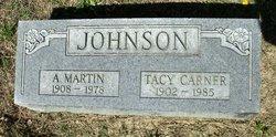 Tacy <I>Carner</I> Johnson