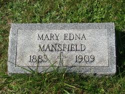 Mary Edna Mansfield