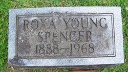 Roxa <I>Young</I> Spencer