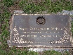 David Greenewald McIver