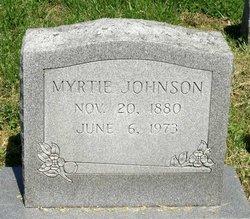 Myrtie Johnson