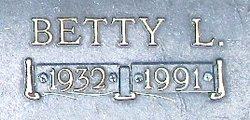 Betty L. Kjos